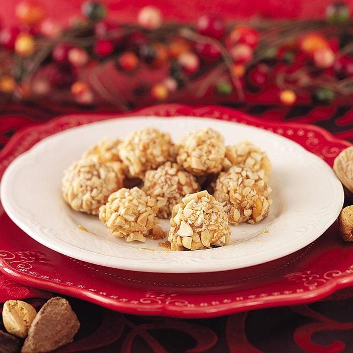 Caramel Nougat Candy