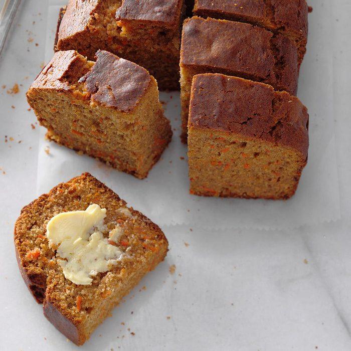 Carrot Honey Loaf