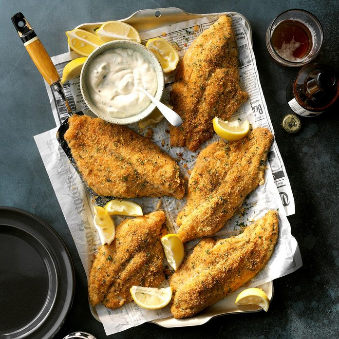 Inspired by: Texas Roadhouse Fried Catfish