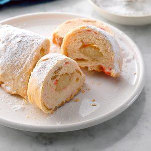 Cherry Almond Mini Loaves