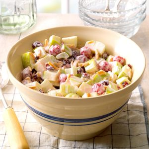 Cherry Waldorf Salad