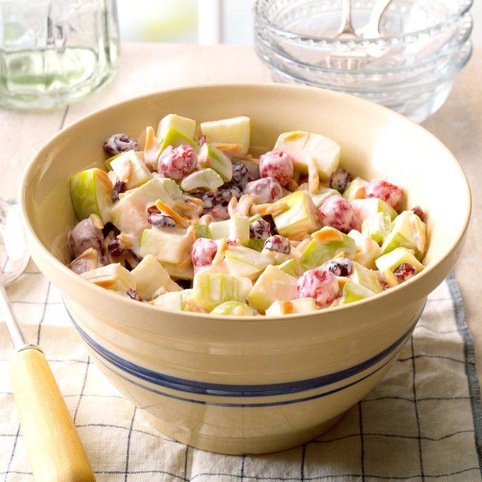 Cherry Waldorf Salad
