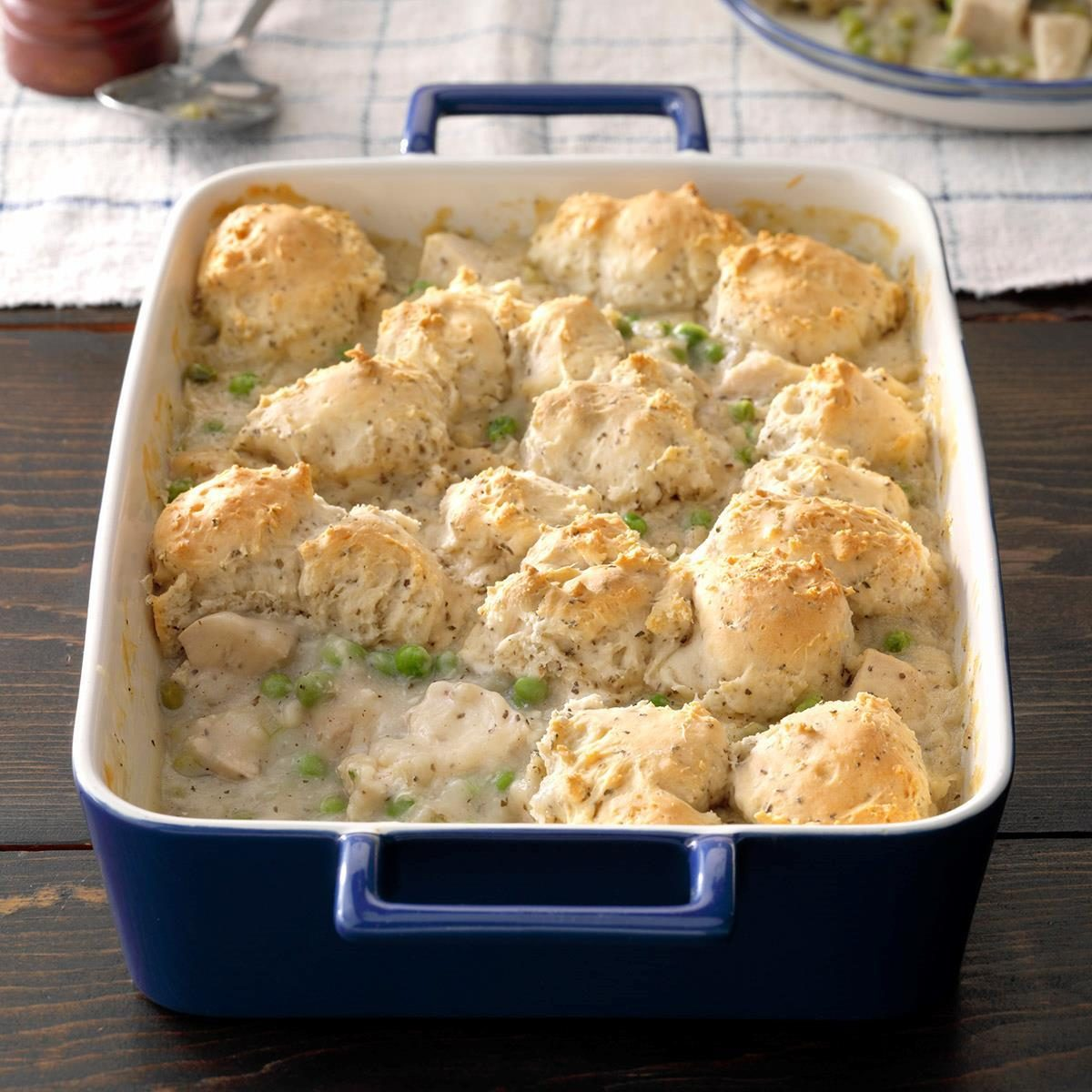 Sunday: Chicken & Dumpling Casserole