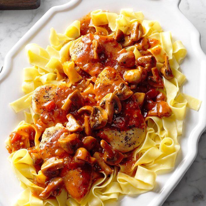 Chicken Neapolitan