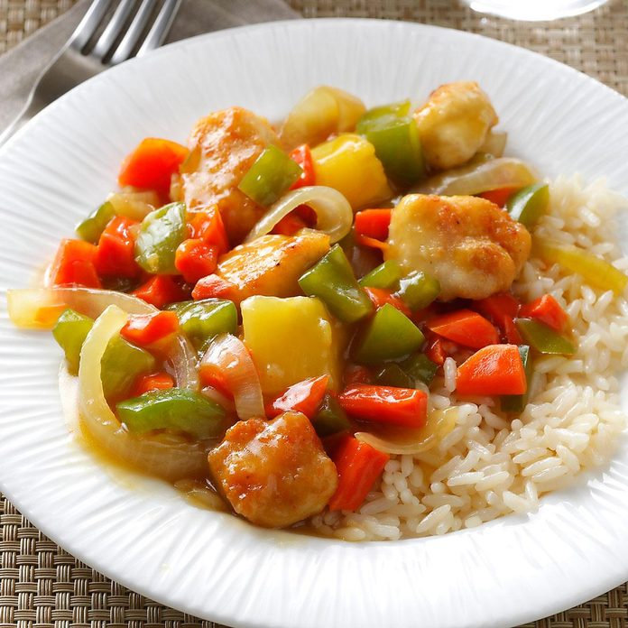 Inspired by: SweetFire Chicken Breast