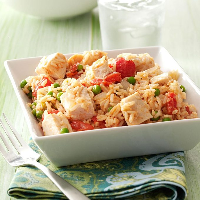 Chicken Rice Skillet Exps137801 Thhc2377565c08 23 4bc Rms 3