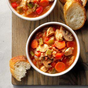 Chicken Veggie Soup