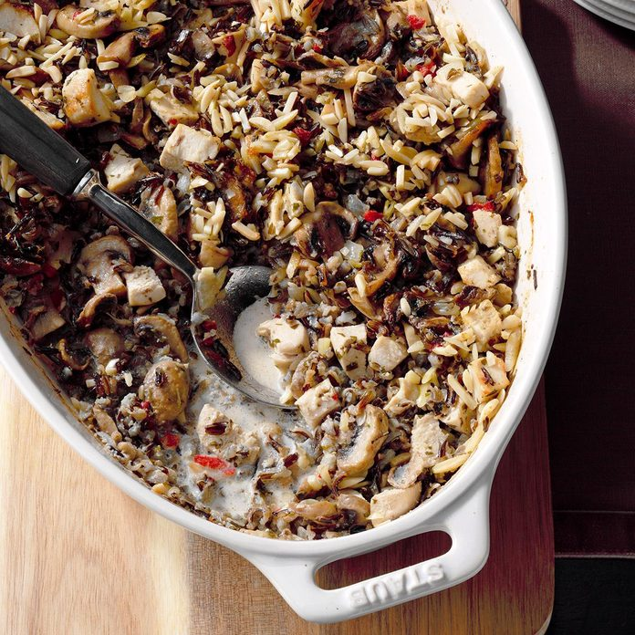 Chicken And Wild Rice Bake Exps Hca18 3740 B08 25 5b 3