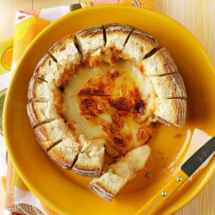 Chili Baked Brie
