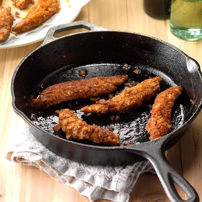 Chili Chicken Strips