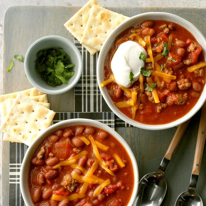 Chili For Two