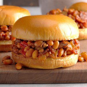 Chili Sandwiches