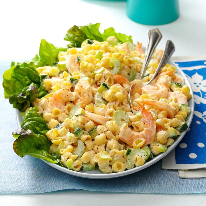 Chilled Shrimp Pasta Salad Exps99826 Th143192b02 06 3bc Rms 2