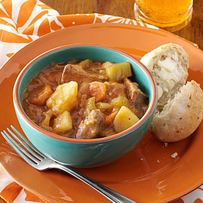 Chilly Night Beef Stew