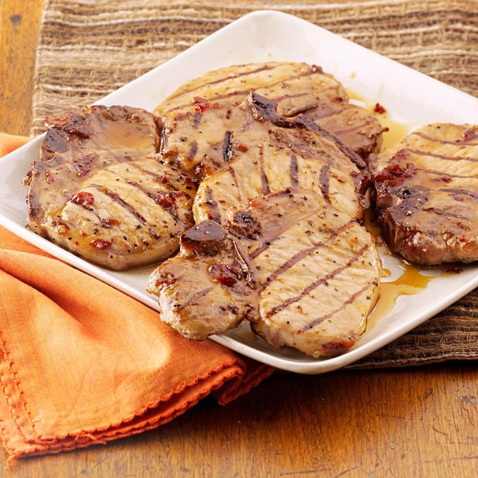 Chipotle-Orange Pork Chops