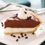 Chocolate Cream Cheese Pie