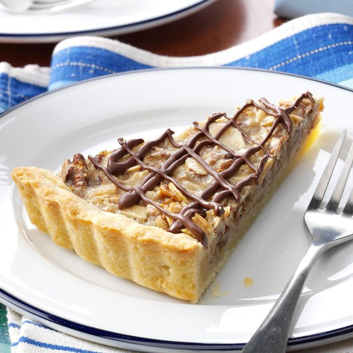 Chocolate Drizzled Maple Nut Tart Exps92248 Thca143053a10 29 6bc Rms 1