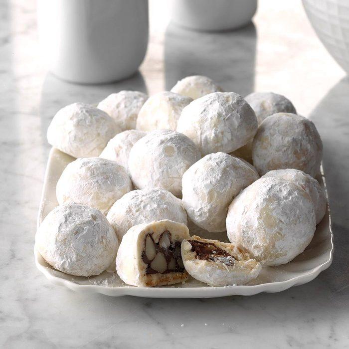 Chocolate Macadamia Meltaways
