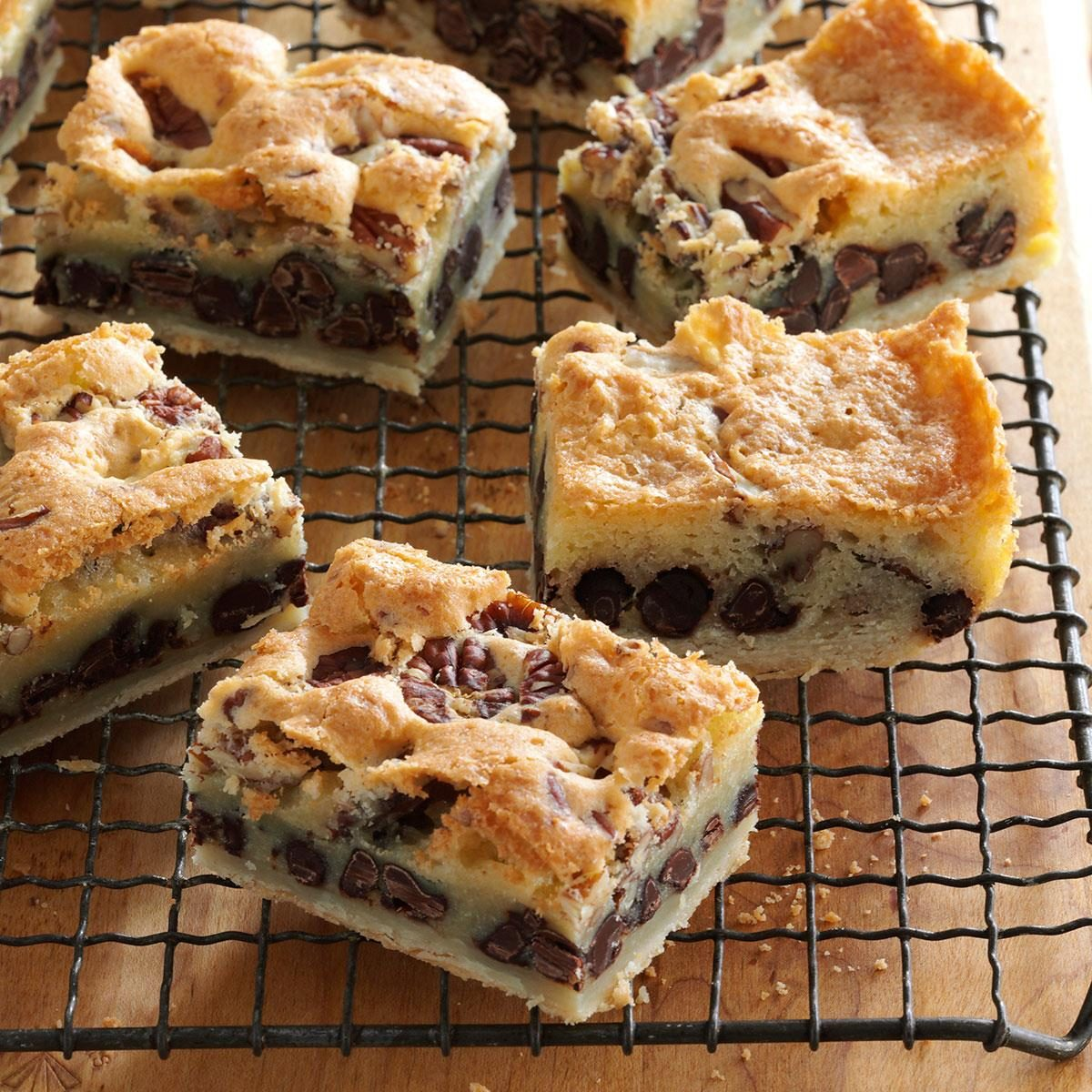 August 20: National Chocolate Pecan Pie Day