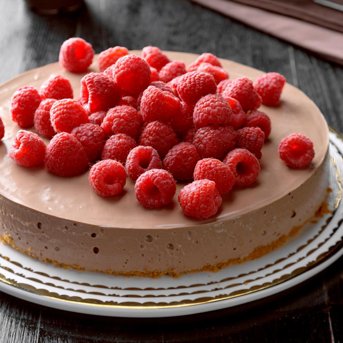 Inspired by: The Cheesecake Factory Chocolate Mousse Cheesecake