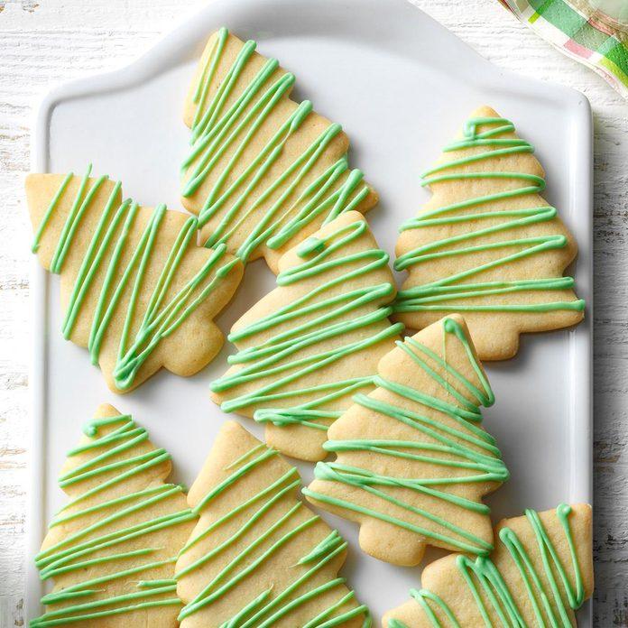 Iowa: Sugar Cookies