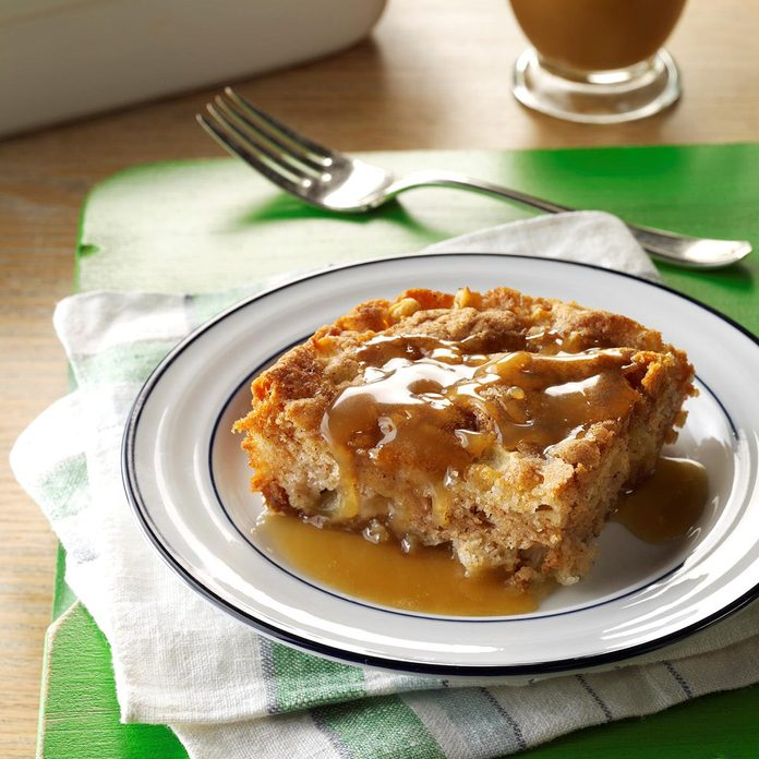 California: Chunky Apple Cake