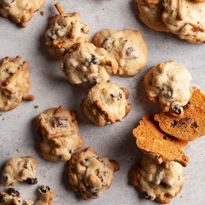 Chunky Drop Cookies