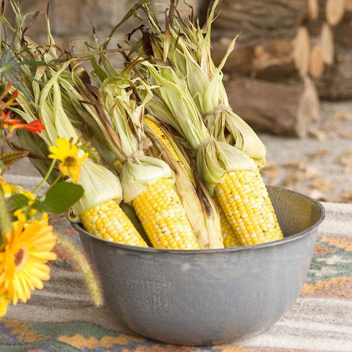 Cilantro-Lime Sweet Corn