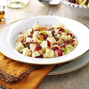 Cinnamon Apple-Nut Salad