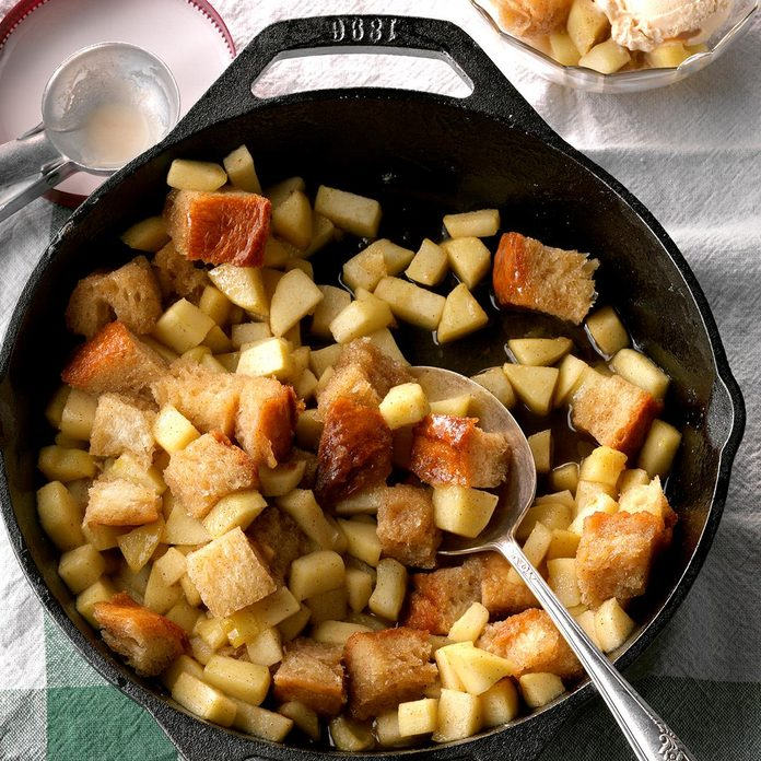October 5: National Apple Betty Day