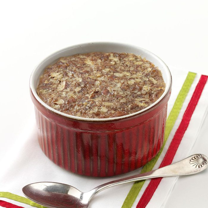 Cinnamon-Raisin Rice Pudding