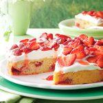 Citrus Berry Shortcake