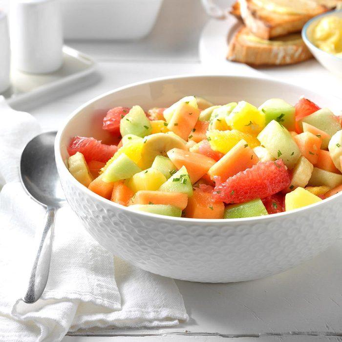 Citrus Melon Mingle