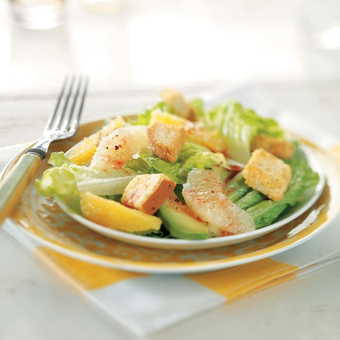 Citrus Romaine Salad