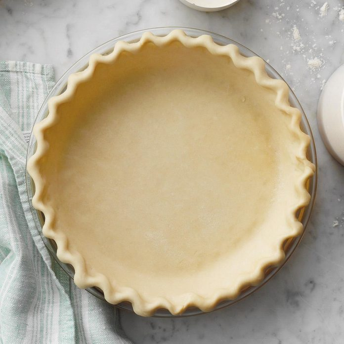 Classic Butter Pie Pastry