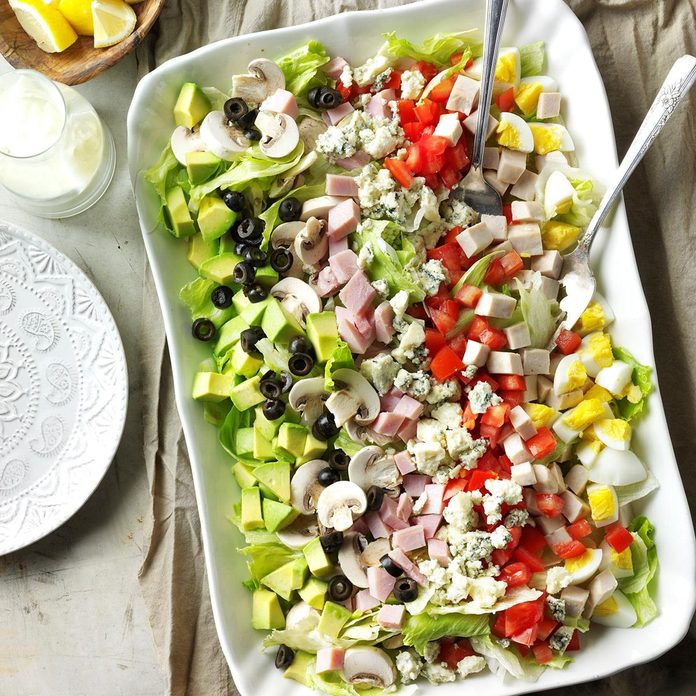 Inspired by: California Cobb Salad