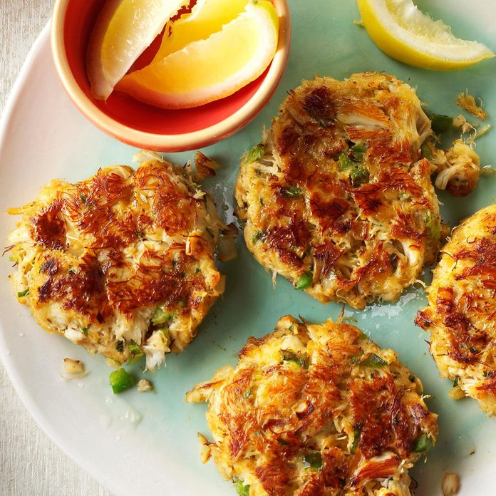 Inspired by: Bonefish Grill's Maryland-Style Crab Cakes
