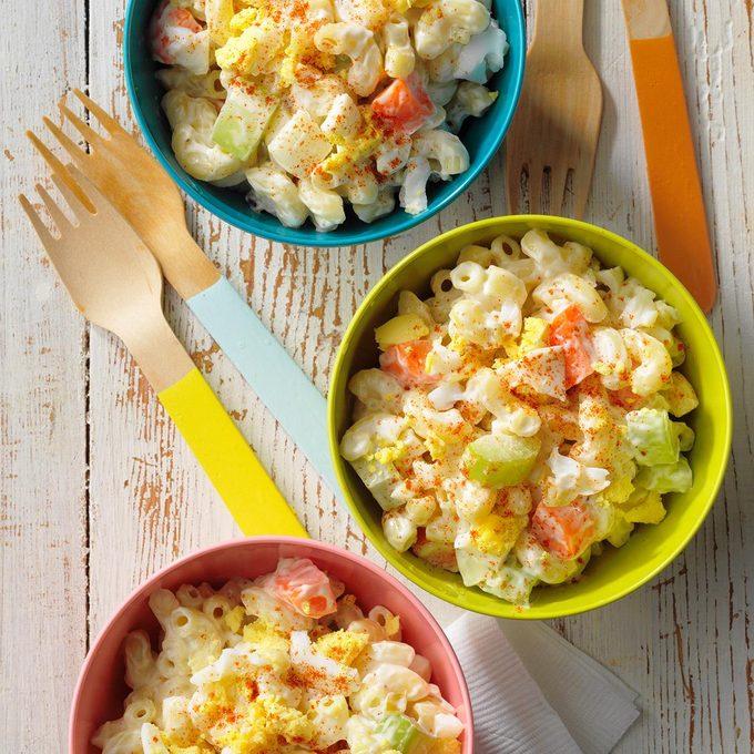 Classic Macaroni Salad Exps Tohjj21 23307 E02 03 12b 6
