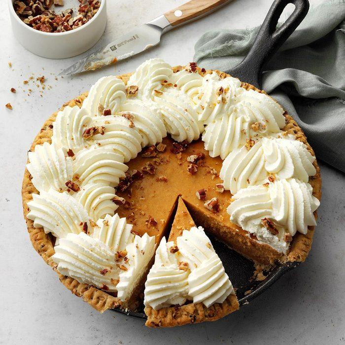 Classic Sweet Potato Pie