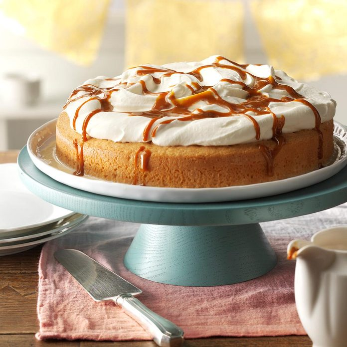 Mexico: Classic Tres Leches Cake
