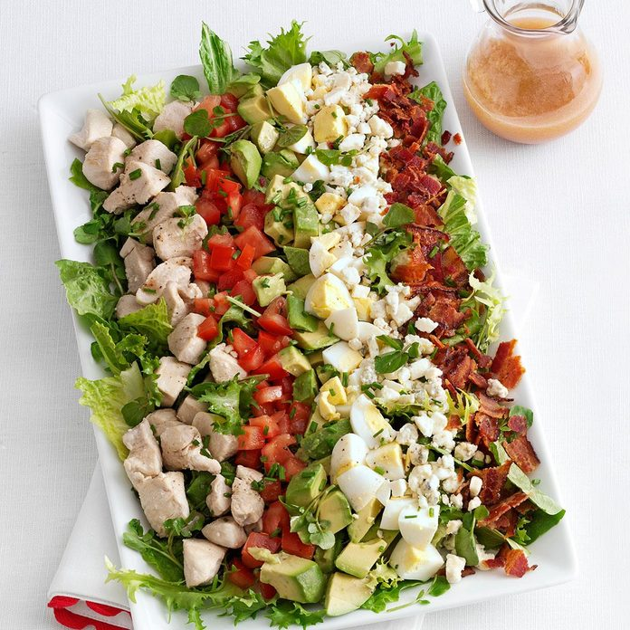 Inspired by: Cobb Salad