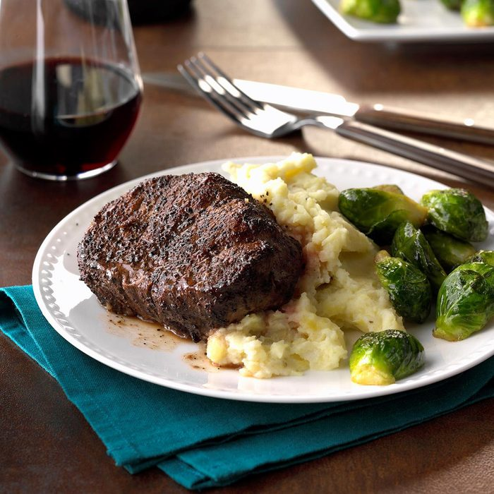 Day 10: Cocoa-Crusted Beef Tenderloin