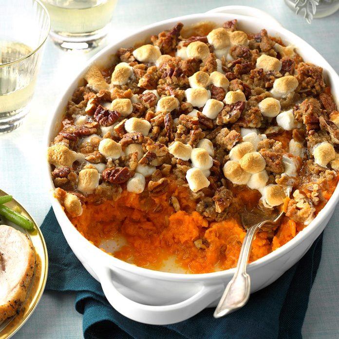 Coconut Bourbon Sweet Potatoes Exps Hplz17 109009 C06 08 3b 2