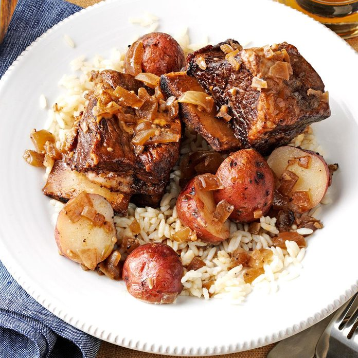 Coffee-Braised Short Ribs