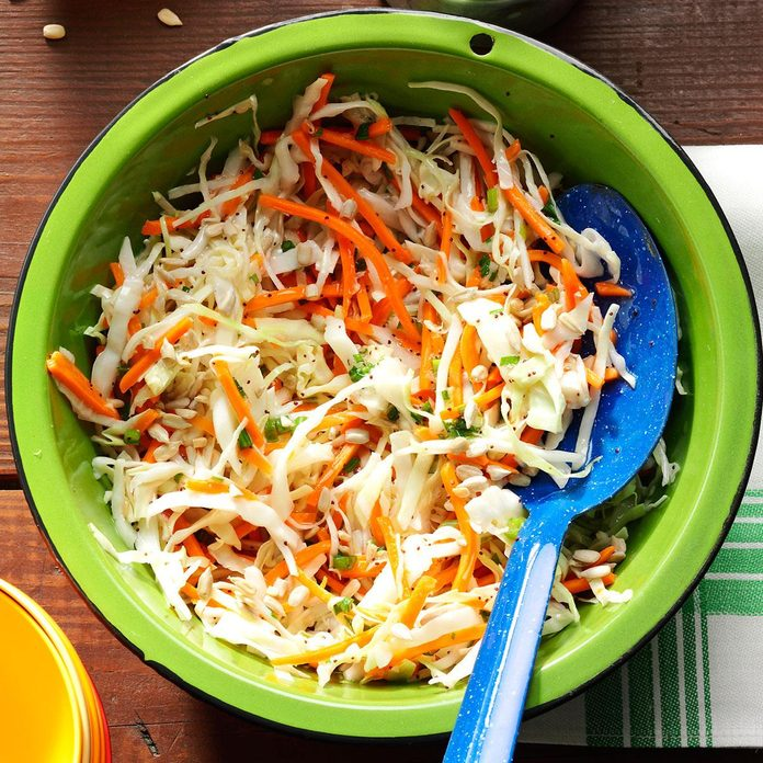 Coleslaw with Poppy Seed Dressing