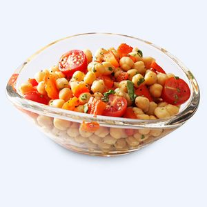 Colorful Garbanzo Bean Salad