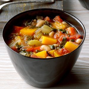Colorful Minestrone