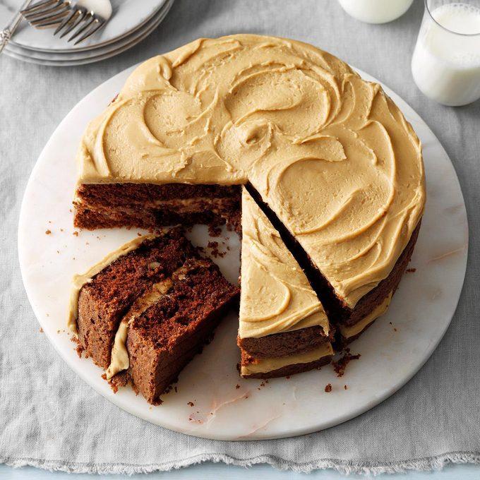Contest-Winning Chocolate Potato Cake