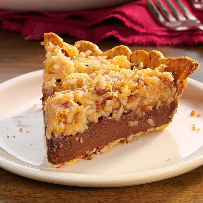 Contest Winning German Chocolate Pie Exps28978 Hc143213b10 30 6bc Rms 10