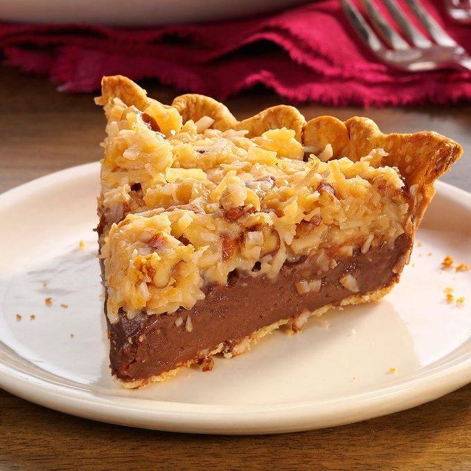 Contest Winning German Chocolate Pie Exps28978 Hc143213b10 30 6bc Rms 9